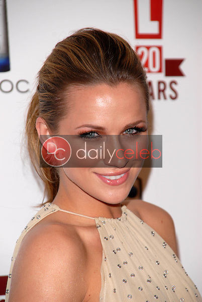 Shantel VanSanten<br />