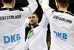 12.01.2019, Mercedes Benz Arena, Berlin, GER, Germany vs. Brazil, im Bild Jannik Kohlbacher (GER #48)<br /> <br />      <br /> Foto &copy; nordphoto / Engler