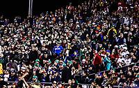 Ambiente, Grader&iacute;o, grada, publico, estadio <br /> <br /> Mexico pierde 5 carreras 4 , durante el  segundo d&iacute;a de actividades de la Serie del Caribe con el partido de beisbol  Tomateros de Culiacan de Mexico  contra los Alazanes de Gamma de Cuba en estadio Panamericano en Guadalajara, M&eacute;xico,  s&aacute;bado 3 feb 2018. <br /> (Foto  / Luis Gutierrez)