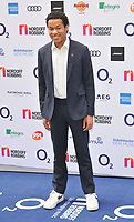 Sheku Kanneh-Mason at the Nordoff Robbins O2 Silver Clef Awards 2019, JW Marriott Grosvenor House Hotel, Park Lane, London, England, UK, on Friday 05th July 2019.<br /> CAP/CAN<br /> ©CAN/Capital Pictures