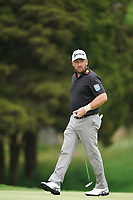 Graeme McDowell (NIR) on the 13th green during the 2nd round at the PGA Championship 2019, Beth Page Black, New York, USA. 18/05/2019.<br /> Picture Fran Caffrey / Golffile.ie<br /> <br /> All photo usage must carry mandatory copyright credit (&copy; Golffile | Fran Caffrey)