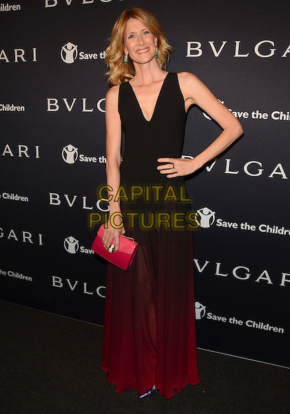 17 February 2015 - Beverly Hills, Ca - Laura Dern. BVLGARI and Save the Children launches Stop.Think.Give., a collection of celebrity portraits photographed by Fabrizio Ferri held at Spago. <br /> CAP/ADM/BT<br /> &copy;BT/ADM/Capital Pictures