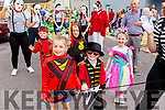 Jolly Tots Pre School at the Ballyheigue Summer Fest Parade on Sunday