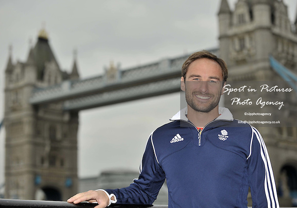 Elliot Willis (470 Men sailing). First TeamGB athletes selected for Rio2016. St Katherines Dock. London. England. UK. 09/09/2015. MANDATORY Credit Garry Bowden/SIPPA - NO UNAUTHORISED USE - 07837 394578