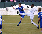 Reno 1868 vs Colorado Springs preseason