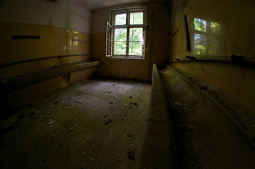 Another visit to Krampnitz, this time with the fisheye.