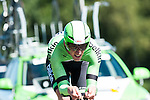 SITTARD, NETHERLANDS - AUGUST 16: Jos Van Emden of the Netherlands riding for the Belkin Procycling team competes during stage 5 of the Eneco Tour 2013, a 13km individual time trial from Sittard to Geleen, on August 16, 2013 in Sittard, Netherlands. (Photo by Dirk Markgraf/www.265-images.com)
