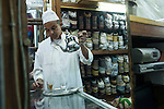 Mint tea is the traditional drink of Morocco and is served throughout the day at cafes as well as random shopping stalls.<br /> <br /> Ben Sklar for the New York Times