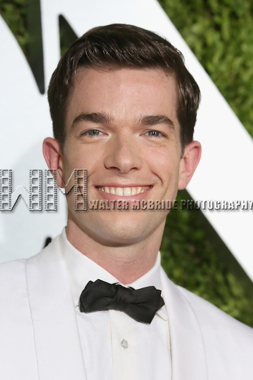 NEW YORK, NY - JUNE 11:  John Mulaney attends the 71st Annual Tony Awards at Radio City Music Hall on June 11, 2017 in New York City.  (Photo by Walter McBride/WireImage)