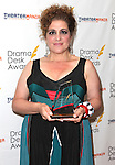 Mary Testa.in the winners press room at the 57th Annual Drama Desk Awards held at the The Town Hall in New York City, NY on June 3, 2012.