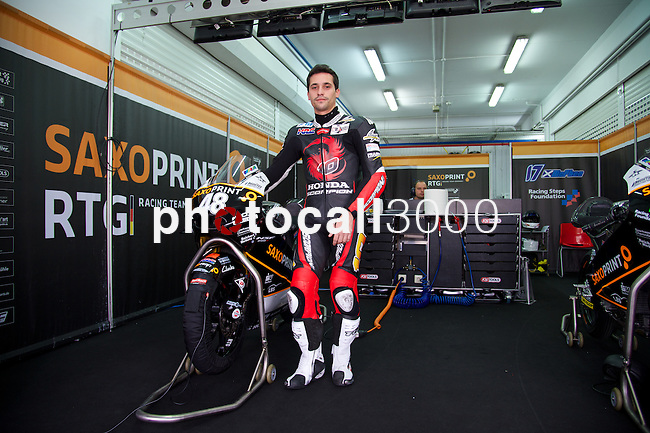 FIM CEV REPSOL Comunitat Valenciana during the moto spanish championship in Cheste, Valencia<br /> FP Moto3<br /> <br /> PHOTOCALL3000