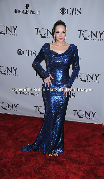 Tammy Blanchard attending the 65th Annual Tony Awards at The Beacon Theatre in New York City on June 12, 2011.