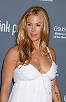 SANTA MONICA, CA. - September 13: Actress Poppy Montgomery arrives at the 4th Annual Pink Party at Barker Hanger on September 13, 2008 in Santa Monica, California.