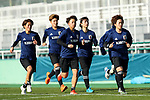 Japan team group (JPN), JANUARY 16, 2018 -  Football / Soccer : <br /> Japan women's national team training camp <br /> in Tokyo, Japan. <br /> (Photo by Yohei Osada/AFLO)
