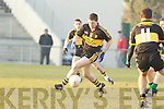 Kieran O'Leary Dr. Crokes v Nemo Rangers in their AIB Senior Club Football Championship Munster Final at Mallow GAA Grounds on Sunday 30th January 2011.