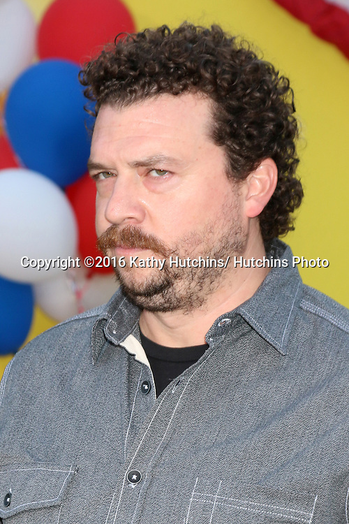 """LOS ANGELES - AUG 9:  Danny McBride at the """"Sausage Party"""" Premiere at the Village Theater on August 9, 2016 in Westwood, CA"""