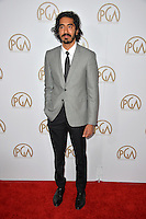 Dev Patel at the 2017 Producers Guild Awards at The Beverly Hilton Hotel, Beverly Hills, USA 28th January  2017<br /> Picture: Paul Smith/Featureflash/SilverHub 0208 004 5359 sales@silverhubmedia.com
