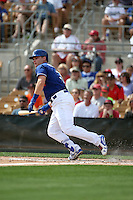 Joc Pederson - Los Angeles Dodgers 2016 spring training (Bill Mitchell)