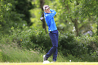 Dillon Beirne (Ballinamore) during the final round of the Connacht Boys Amateur Championship, Oughterard Golf Club, Oughterard, Co. Galway, Ireland. 05/07/2019<br /> Picture: Golffile | Fran Caffrey<br /> <br /> <br /> All photo usage must carry mandatory copyright credit (© Golffile | Fran Caffrey)