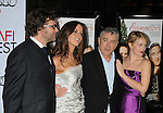 "HOLLYWOOD, CA. - November 03: Kirk Jones, Kate Beckinsale, Robert De Niro and Drew Barrymore arrive at the AFI FEST 2009 Screening Of Miramax's ""Everbody's Fine"" on November 3, 2009 in Hollywood, California."