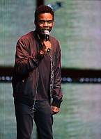 HOLLYWOOD, FL - MARCH 29: Chris Rock preforms at Hard Rock Live at Seminole Hard Rock Hotel & Casino – Hollywood on March 29, 2017 in Hollywood, Florida. Credit: MPI10 / MediaPunch
