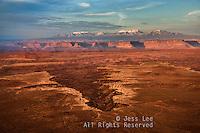White Rim Overlook Canyonlands National Park,Utah