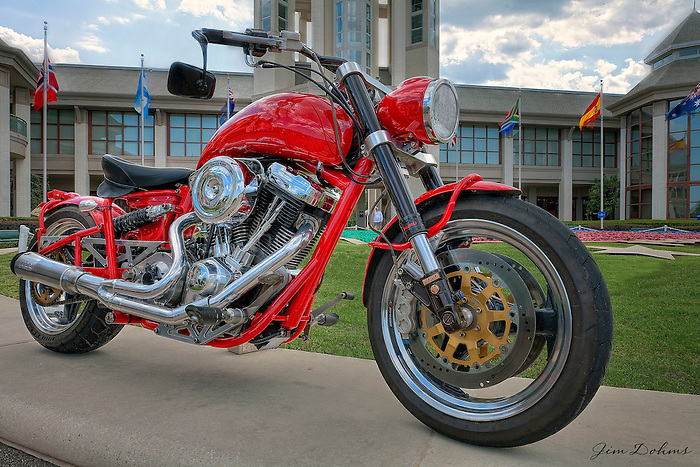 This 1999 Confederate Hellcat won in it's class last year.