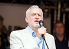 Jeremy Corbyn, leader of the Labour Party speaks at The People's Assembly - Not One Day More -  National Demonstration Parliament Square, London, Great Britain <br /> 1st July 2017 <br /> <br /> Jeremy Corbyn <br /> <br /> <br /> Photograph by Elliott Franks <br /> Image licensed to Elliott Franks Photography Services
