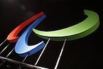 Paralympic Symbol,<br /> SEPTEMBER 18, 2016 : Closing Ceremony at Maracana <br /> during the Rio 2016 Paralympic Games in Rio de Janeiro, Brazil. <br /> (Photo by Shingo Ito/AFLO)