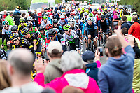 Picture by Alex Whitehead/SWpix.com - 08/09/2018 - Cycling - OVO Energy Tour of Britain - Stage 7: West Bridgford to Mansfield.