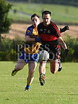 Dreadnots Brian Gargan Kilkerley Daniel McKeown. Photo:Colin Bell/pressphotos.ie