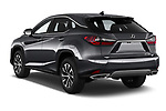 Car pictures of rear three quarter view of a 2020 Lexus RX 350 5 Door SUV angular rear