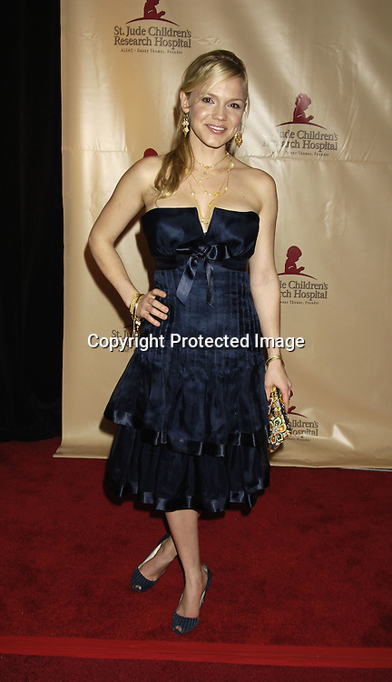 Alexa Havins of  All My Children ..at the 11th Annual Daytime Television Salutes St. Jude Children's Research Hospital benefit hosted by Martha Byrne on October 14, 2005 at The New York Marriott Marquis Hotel. ..Photo by Robin Platzer, Twin Images