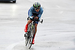 Belen Lopez Morales (ESP) Massi-Tactic Women Team in action during Stage 1 of the Ceratizit Madrid Challenge by La Vuelta 2019 running 9.3km individual time trial around Boadilla del Monte, Spain. 14th September 2019.<br /> Picture: Luis Angel Gomez/Photogomezsport | Cyclefile<br /> <br /> All photos usage must carry mandatory copyright credit (© Cyclefile | Luis Angel Gomez/Photogomezsport)
