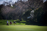 STANFORD, CA - The Peg Barnard Women's Golf Invitational at the Stanford Golf Course.
