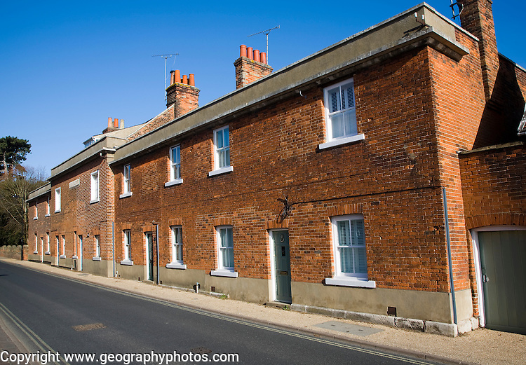 Built as a 'House of Correction' in the early 1800s, Woodbridge, Suffolk, England