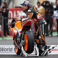 Marc Marquez presentation in Moto GP 2013