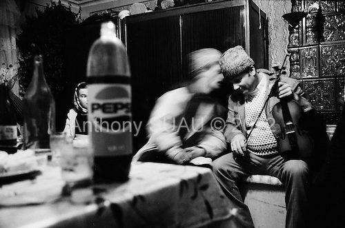 Maramuras, Romania<br /> December 31, 1991<br /> <br /> New Years eve.