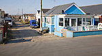 Brooklands estate Jaywick, Essex, regarded as the most socially deprived community in England.