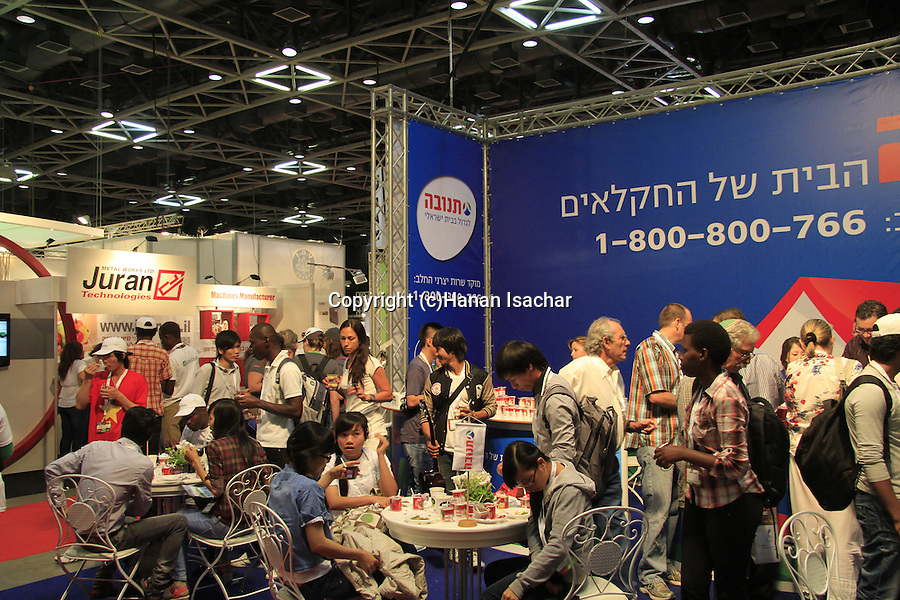 Fresh AgroMashov 2013 International Fresh Produce Summit & Exhibition in Tel Aviv