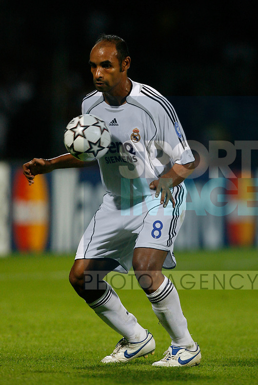Real Madrid's Emerson