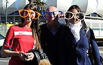 FUDBAL, PORT ELIZABETH, 18. Jun. 2010. - Navijaci Srbije. Utakmica 2. kola grupe D Svetskog prvenstva u fudbalu izmedju Nemacke i Srbije. Foto: Nenad Negovanovic