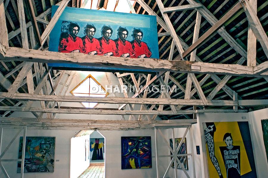 Museu mam na Ilha Chiloé. Chile. 2004. Foto de Maristela Colucci.