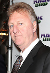 "Larry Bird.attending the Broadway Opening Night Performance After Party for ""Magic / Bird"" at the Edison Ballroom in New York City on April 11, 2012"