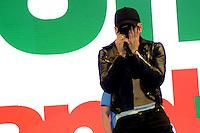 SÃO PAULO,SP 12.06.2016 - SHOW-SP - Cantor MC Biel durante festa junina na Associação Portuguesa de Desportos na região norte da cidade de São Paulo neste domingo, 12 (Foto: Eduardo Martins/Brazil Photo Press)