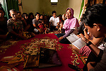 Community organizers gather at a meeting in Makassar, Indonesia, sponsored by the Ford Foundation. Photo: Pablo Farias/Ford Foundation.