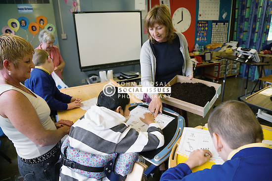 Alternative communication methods being used by children with physical and learning difficulties in a special school,