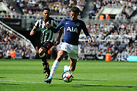 Dele Alli of Tottenham Hotspur during Newcastle United vs Tottenham Hotspur, Premier League Football at St. James' Park on 13th August 2017