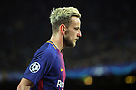 UEFA Champions League 2017/2018.<br /> Quarter-finals 1st leg.<br /> FC Barcelona vs AS Roma: 4-1.<br /> Ivan Rakitic.
