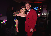 """LOS ANGELES - JUNE 13:  Rachel Keller and Dan Stevens attend the party at Boulevard3 following the Season 3 Los Angeles Premiere Event for FX's """"Legion"""" on June 13, 2019 in Los Angeles, California. (Photo by Frank Micelotta/FX/PictureGroup)"""